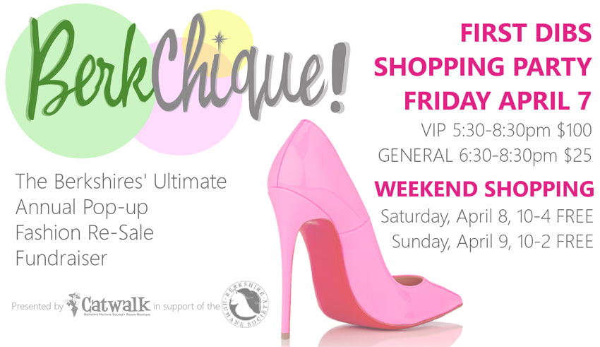 BerkChique Fashion Re-sale Fundraiser
