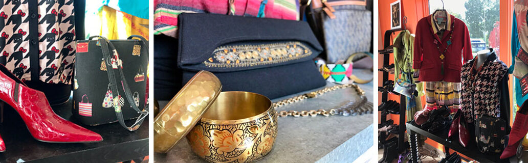 designer clothing and accessories